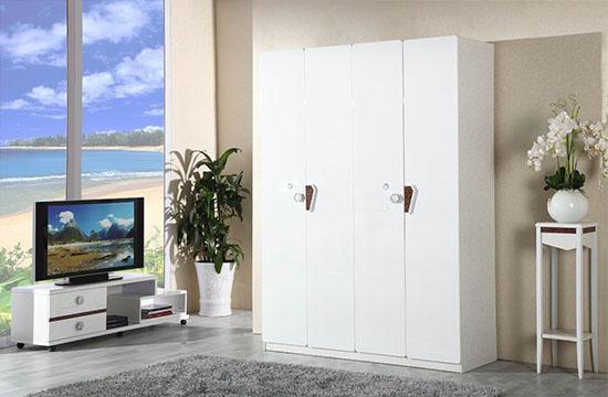 一般四门衣柜多高,才合适?