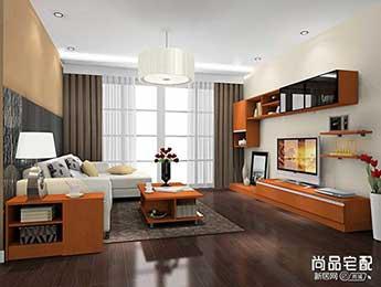 客厅中式沙发效果图大全
