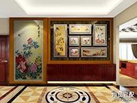 中式客厅装修样板房有哪些值得参考?