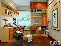 新中式书房设计要考虑什么?