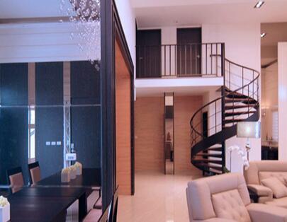 如何设计阁楼楼梯