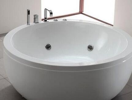 大型圓形浴缸尺寸是多少