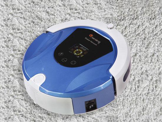 智能机器人吸尘器哪个牌子好?