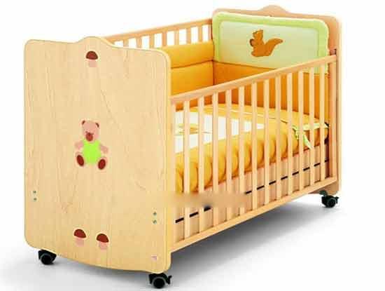 婴儿床图片及价格