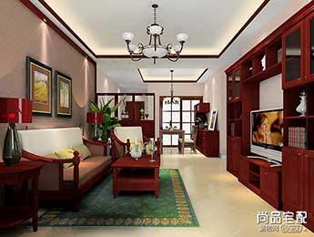 中式沙发图片大全欣赏