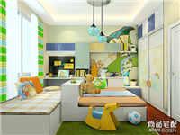 儿童房手绘墙壁纸有哪些主题?