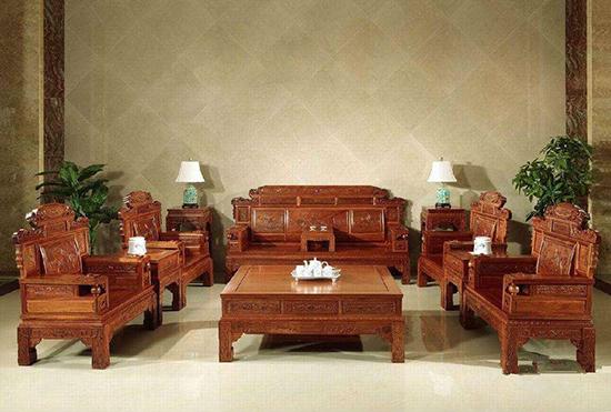 红木沙发批发的质量好不好?