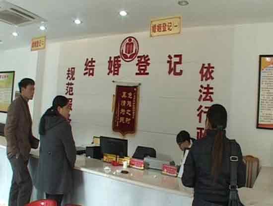 上海结婚登记需要什么证件