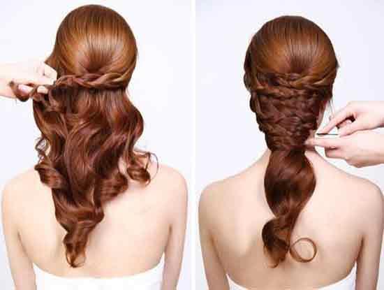 新娘头发造型