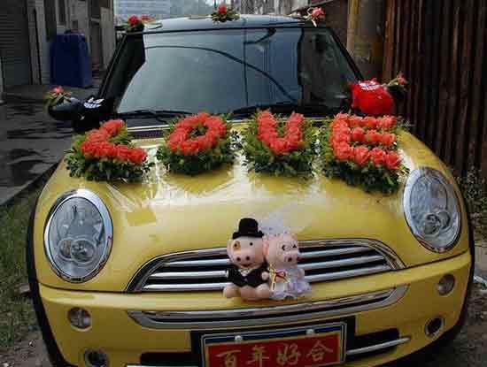 婚庆用车价格表