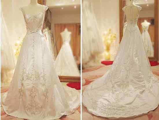 定制婚纱礼服,总有一款属于你的