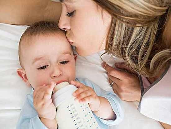 婴儿喝哪个牌子奶粉好
