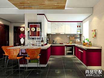 开放式厨房设计怎么做?