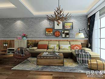 落地台灯图片与家具装修搭配效果图