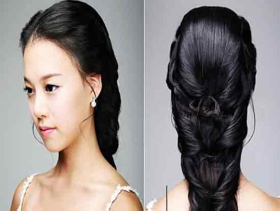 韩式新娘发型推荐有哪些?