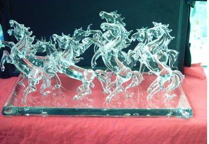 水晶工艺品图片,福寿如意好心情