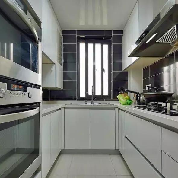 100平4房北欧风装修设计
