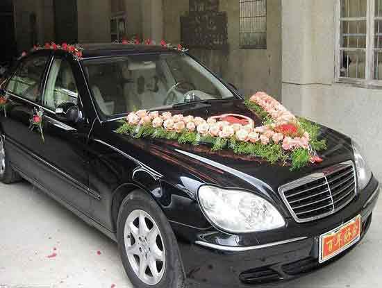 婚庆用车多少钱