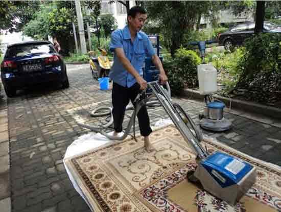 """洗地毯机器,是时候给地毯""""洗个澡啦"""""""