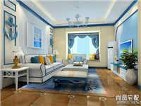 客厅窗帘什么颜色的好