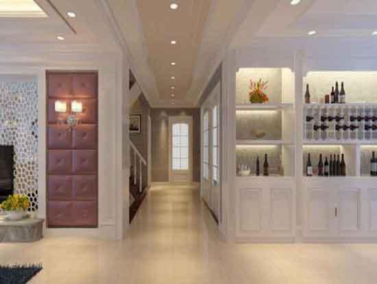 简欧风格储藏间效果图,给你一个优雅之家
