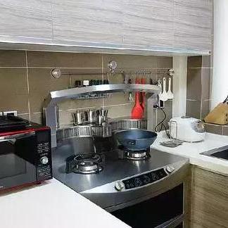 55平现代简约风格装修的家
