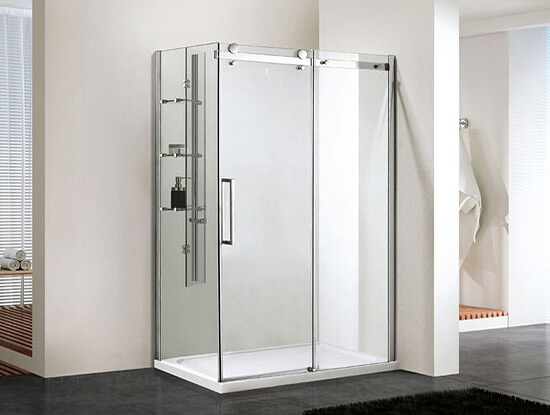 一字型小淋浴房的尺寸是多少