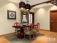 中式门厅过道装修与风水讲究这些!