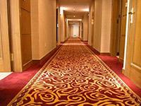 山花羊毛地毯好不好