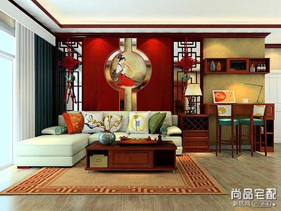 中式地毯图片