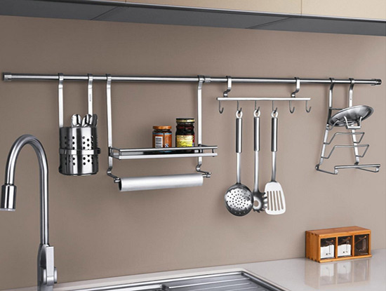 厨房置物架不锈钢有什么优点
