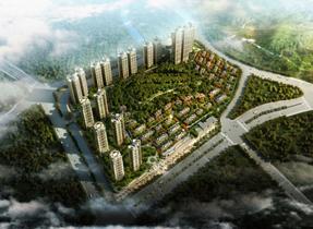 中海誉城楼盘定制家具案例