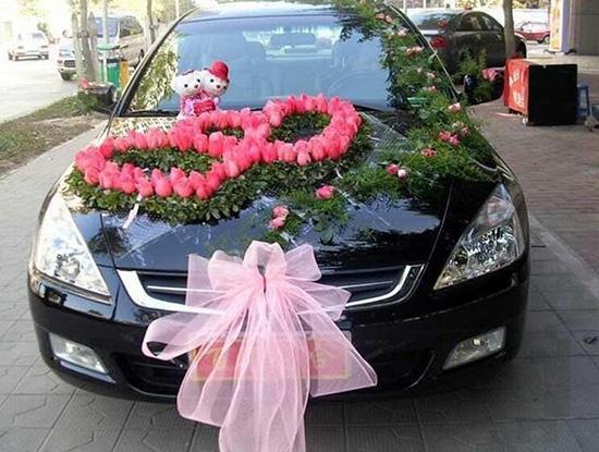婚庆租车费用高低受哪些方面影响