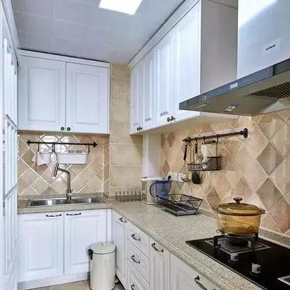 105平米美式三居室的装修设计风格