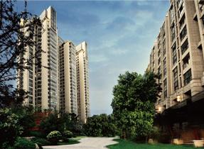 上海香溢花城楼盘定制家具案例
