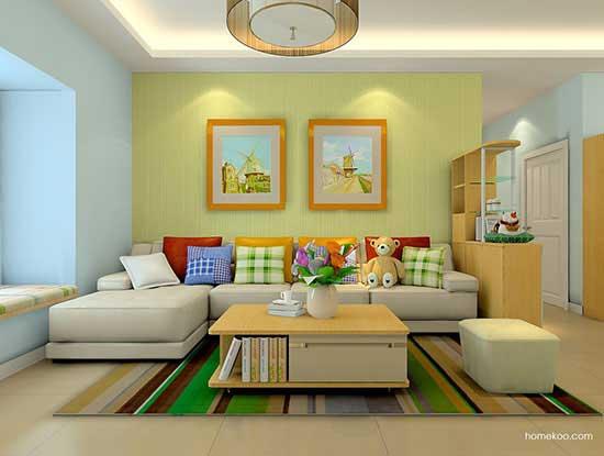 客厅现代装饰画怎么选?