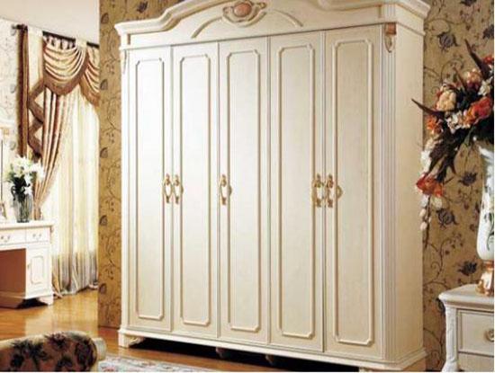 欧式实木衣柜效果图,不一样的生活小情趣
