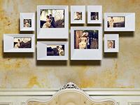 照片墙设计效果图