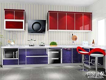 厨房橱柜什么颜色好