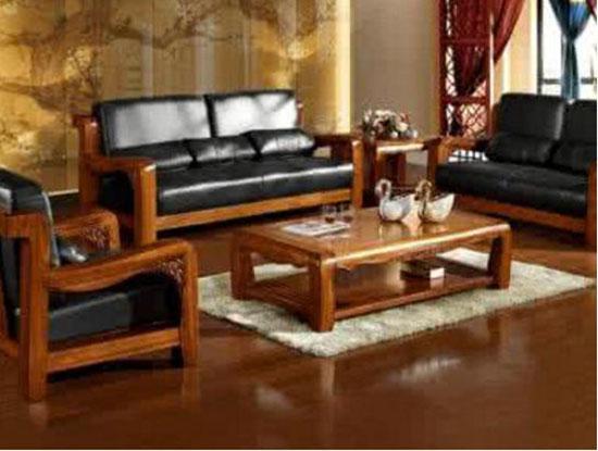 中式实木沙发效果图,哪些更符合你的需要