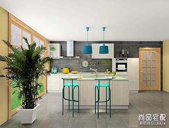 别墅厨房装修风水要讲究什么?