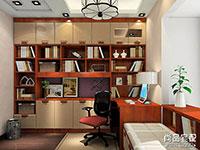 书房设计说明了一个人的品味