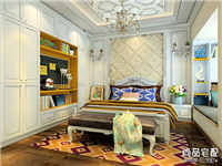 卧室柜子设计图哪个牌子好?