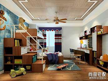 儿童房家具套装选购要考虑哪些问题?