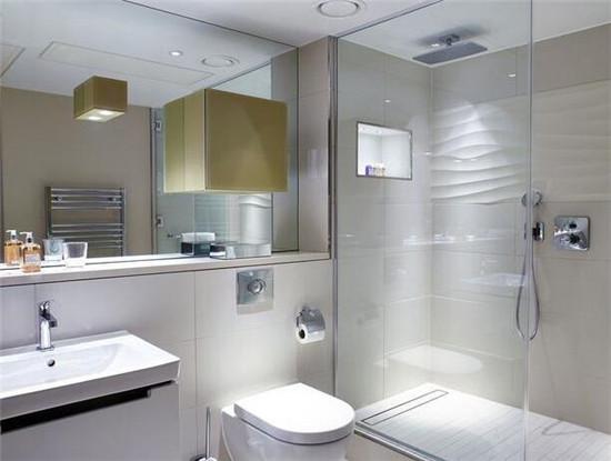 淋浴房效果图设计