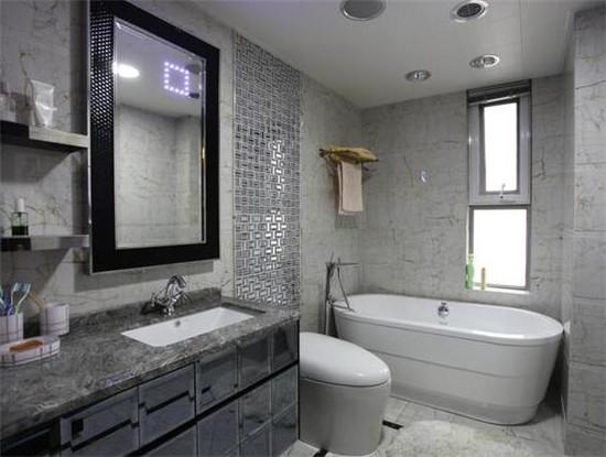 衛生間帶浴缸裝修效果圖