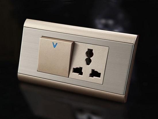 电源插座类型有哪些种类