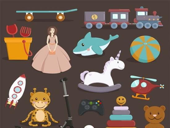 儿童玩具品牌排行
