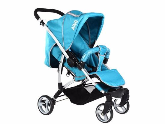 婴儿推车品牌排行榜 安全实用