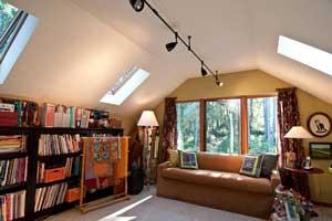 阁楼书房设计要注意什么?